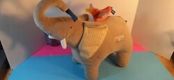 Les Papoun Baby Activity Elephant, Clean/complete/functional, Moulin Roty