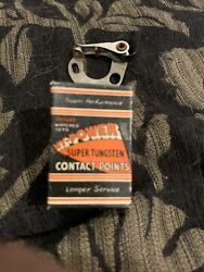 1927 - 1932 Chevrolet Contact Points Nos Hy-power Super Tungsten Longer Service