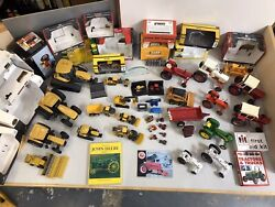 Farm And Construction Diecasts
