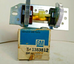 Nos 1968 Buick Windshield Wiper Switch 1383812 Free Domestic Shipping
