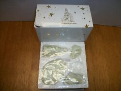 Dept 56 Snowbabies Pewter Miniatures Lift Me Up , I Can't Reach