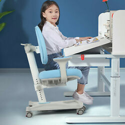 Childrenand039s Learning Chair Ergonomic Design Sitting Posture Correction Desk Chair