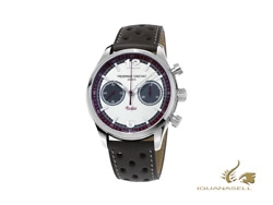 Frederique Constant Vintage Rally Healey Automatic Watch Fc-397 White L. E.