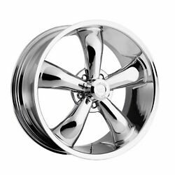 4 Wheels Rims 20 Inch For Jeep Compass Patriot Prospector - 301