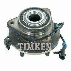 Wheel Bearing And Hub Assembly Front Timken Sp450300 Fits 98-05 Chevrolet Blazer