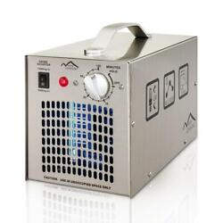 Commercial Air Purifier Ozone Generator Uv Whole House Stainless Steel Ss7000