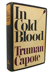 Truman Capote In Cold Blood 5th Printing