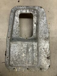 80-86 1980-1986 Ford Truck Bronco Manual 2 X 2 Transmission Tunnel Cover