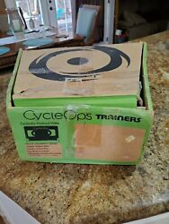 New Cycleops Mag Indoor Classic Bicycle Trainer Open Box Ships In Box