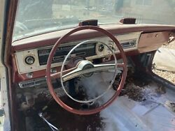 1964 1965 Plymouth Dodge Coronet Factory Air Conditioning Dash Red Complete