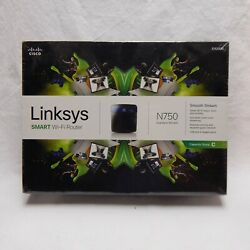 Linksys Smart Wi-fi Router By Cisco Ea3500 N750 Dual Band Wireless Router