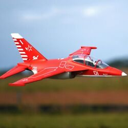 Fms Rc Airplane Yak-130 V2 70mm Ducted Fan Edf Jet Big Scale Model Plane