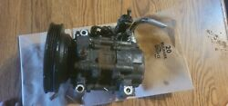 Ac Compressor Fits 97 Toyota Tercel 89k Miles Tested Blows Ice Cold