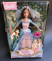 Erika Barbie Doll Princess And The Pauper Rare Version Foreign Market