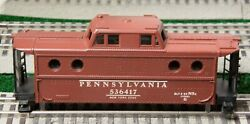 Lionel 6417 Pennsylvania Caboose Shell End And Insert Only