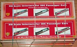 Ihc Passenger Car Interior For Ss And Cs Cars 8-pack 20150-20157