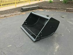 New 36 Clean Up Bucket For A Tag Coupler Fits 9-12k Machines With 1.25