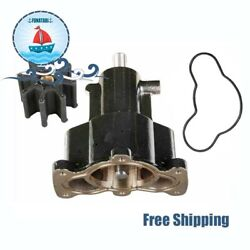 New Raw/sea Water Pump Assembly For Mercruiser 46-862914a13 8m0118062 18-3160-1