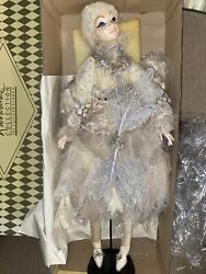 """Katherine's Collection By Wayne Kleski 29"""" Fairy Doll New In Box"""
