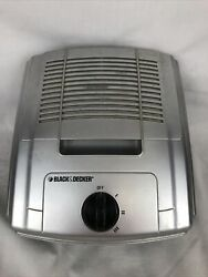 Black And Decker Table Top Hepafresh Air Cleaner Bxap041 Tested Gently Used