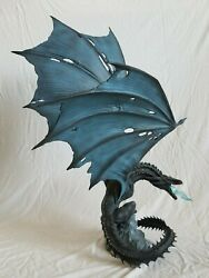 Game Of Thrones Ice Dragon Statue Andndash Not Sideshow Xm Or Prime 1 Studio