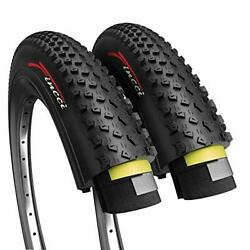 Pair 26 X 2.10 Inch 54-559 Etrto Foldable 60 Tpi Xc Cross Country Tires With