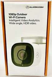 Alarm.com 1080p Outdoor Wi-fi Camera Hdr Video Adc-v723 New In Box Sealed