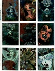 Lady Death Series Iv 4 Wicked Ways Complete 90 Card Chromium Trading Cards Set