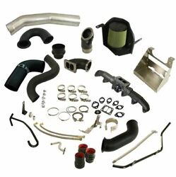 Bd Diesel 1045763 Turbocharger Installation Kit Fuel Pump And Turbo System