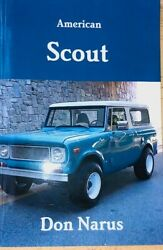Scout By International Harvester 1960-1981 New Book Paperback Soft Cover