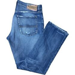 Denim And Supply Slouch Jeans Distressed Mens Tag 36x34 40x34