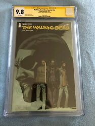 Walking Dead Day 15th Anniversary Special 2018 Image Cgc 9.8 Signed By Kirkman