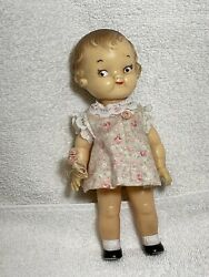 Vintage Ideal Campbell Kid Doll 8 Tall