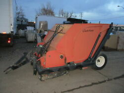 2000 Charterhouse Redexim Turf Machine Machinery Model 1.5m Untested As Is