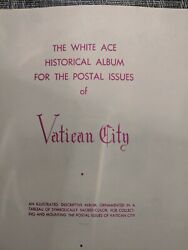 Vatican City Stamp Collection 1929 - 1970 Mnh Missing 1934 Stamps