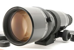 [urtra Rare] Canon Fl 600mm F/5.6 Mf Telephoto Lens From Japan By Fedex 1425