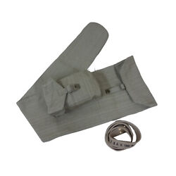 Wwii Uk Web Carry Case For Lee Enfield Rifle W/ Sling - Repro X 10 Units Mg743