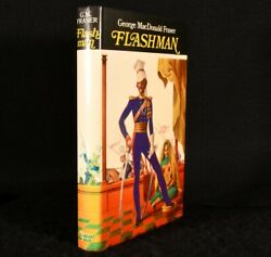 1969 Flashman Fraser First Edition Signed Maps