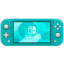 New Nintendo Switch Lite Handheld Video Game Console- Turquoise