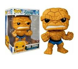 Fantastic Four Funko Pop 570 The Thing 9 13/16in Figure Special Edition Marvel