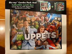 The Muppets Lunch Box Case Best Buy Exclusive Rare