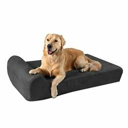 Big Barker 7 Orthopedic Dog Bed With Pillow-top Headrest Edition | Dog Beds M