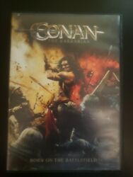 Conan The Barbarian Dvd Complete With Case And Cover Artwork Buy 2 Get 1 Free