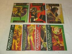 Green Arrow Longbow Hunters 1-3 And The Wonder Year 1-4 Mike Grell Dc 1987