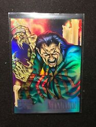 1995 Marvel Masterpieces Holoflash Complete Your Set Choose Your Card