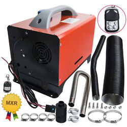Air Parking Heater 12v 5kw 1 Hole All In One For Car Truck Bus Van Diesel Heater