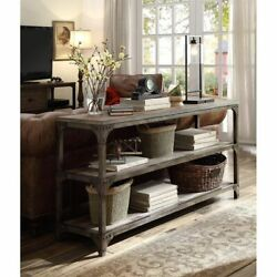 Coffee Tray Sofa Side Table End Table Entryway Hallway Console Table Us