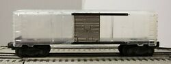 Lionel 6464-1 With Silver Paint Removed-clear Shell Box Car