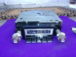 1976-1977 Olds Cutlass And 442 X-nice Clean Original Am-fm Stereo Radio Works Good