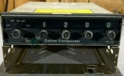 Collins Tdr 950 Tso Transponder With Tray P/n 622-2092-001
